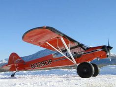 Piper Super Cub Aircraft http://www.trade-a-plane.com/for-sale/aircraft/by-make/Piper/Super+Cub