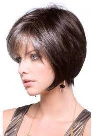 Resultado de imagem para cabelo cinza curto