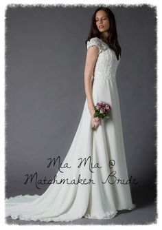 Monica by Mia Mia @ Matchmaker Bride