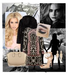 """""""Untitled #34"""" by zina1002 ❤ liked on Polyvore featuring Temperley London, Givenchy, Gianvito Rossi, Stephen Webster, women's clothing, women's fashion, women, female, woman and misses"""