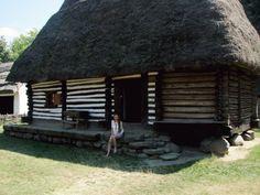 muzeul-satului-2 Romania, Houses