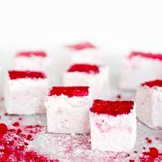 Raspberry Marshmallows Recipe