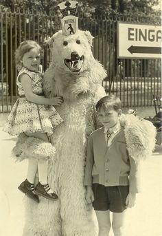 Zoobesuch 1957