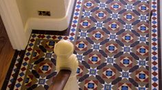 Gallery of Tile Installations | Photos of Victorian Floor Tiles | London Mosaic