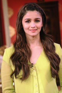Alia Bhatt at comedy nights with kapil.