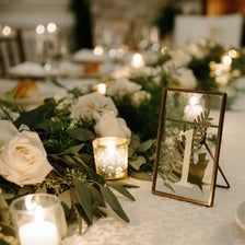 Round Wedding Tables, Wedding Table Centres, Wedding Place Settings, Wedding Table Numbers, Indoor Wedding Receptions, Wedding Reception Decorations, Wedding Decor, Wedding Ideas, Flower Table Decorations