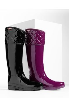 cute Hunter boots (and did I mention they are on sale!)