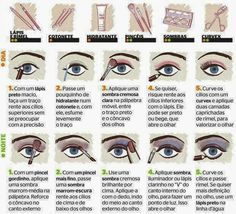 How to make up your eye Mack Up, Make Do, The Beauty Department, Makeup Store, Discount Jewelry, Beauty Recipe, Beauty Make Up, Smokey Eye, Mary Kay