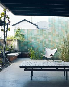 If you have to have a small backyard, this is the way to have it.