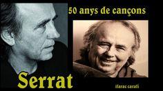 1965 -- 2015 ANTOLOGIA DESORDENADA 50 ANYS DE CANÇONS. Comparte Josep Mª Carafí.