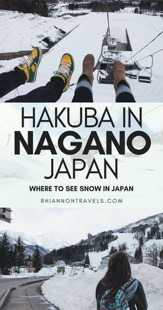 Visiting Hakuba, Nagano: Experiencing Snow in Japan (A Photo Diary)