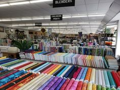 The Massive Fabric Warehouse In North Carolina, Foam And Fabrics Outlet, Is A Crafter's Dream Come True Stoff Outlet, Sewing Hacks, Sewing Projects, Sewing Ideas, Sewing Tips, Sewing Tutorials, North Carolina, Fabric Outlet, Sewing To Sell