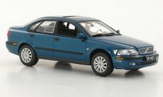 Volvo S40, met.-bluegreen, Model Car, Ready-made, Minichamps 1:43 Volvo: Disclosure: Affiliate link Volvo S40, Volvo Cars, Cars And Motorcycles, Blue Green, Model, Miniatures, Link, Duck Egg Blue