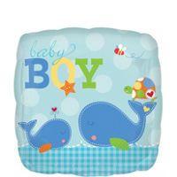 Ahoy It's a Boy Balloons - Party City