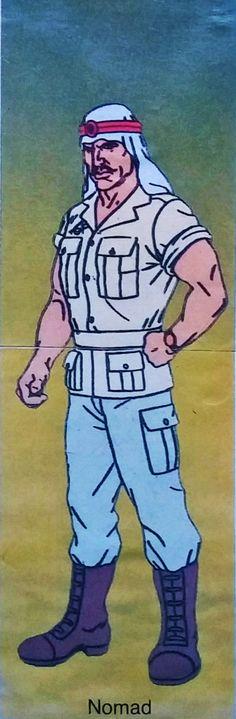Rambo/aAlbum de figurinhas que saiu no Brasil em 1988