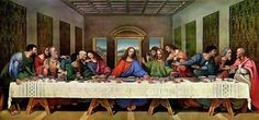 """MATTHEW 26..  The Lord's Supper  26 While they were eating, Jesus took some bread and thanked God for it. He broke off some pieces, gave them to his followers and said, """"Take this bread and eat it. It is my body.""""  27 Then he took a cup of wine, thanked God for it, and gave it to them. He said, """"Each one of you drink some of it. 28 This wine is my blood, which will be poured out to forgive the sins of many and begin the new agreement from God to his people. 29 I want you to know, I will not…"""