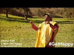 ▶ Jimmy Cliff - C'Mon Get Happy - YouTube