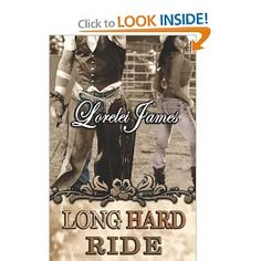 The is the 1st book in the Rough Riders series by Lorelei James. I really love all of her books