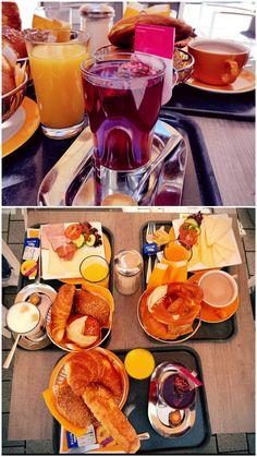 """""""All happiness depends on a leisurely breakfast"""" @Padeffeke Tübingen"""