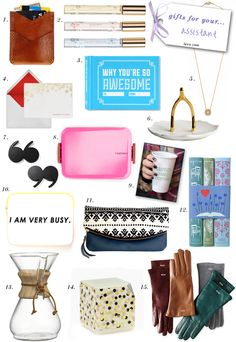 15 Holiday Gift Ideas for Your Assistant