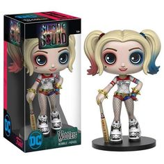 Suicide Squad Harley Quinn Bobble Head