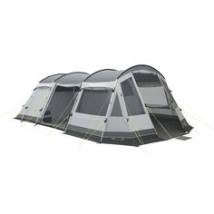 Outwell Alabama 7P Tent New for 2015 the Alabama 7P sleeps 7 people in 3 bedrooms with plenty of living space, it is a great camping tent for larger families and groups of friends looking for a super holiday base camp. Packed with innovation and detail, the spacious panorama room is ideal for meals and socialising.