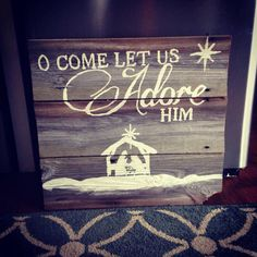 All signs are made to order. If you have a design in mind, send me a message. We love custom designs! Every sign is one of a kind! Due to the