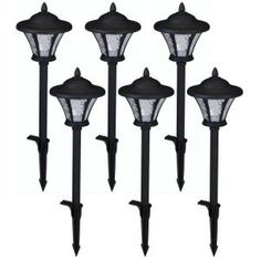 Better Homes and Gardens Archdale Quickfit LED Pathway Lights 7 Piece Set NEW
