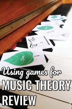 How to bring your students back up to speed with piano games Music Theory Games, Music Education Games, Music Activities, Piano Lessons, Lessons For Kids, Music Lessons, Guitar Lessons, Music Games For Kids, Piano Games