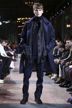 Billy Reid Menswear Fall Winter 2015 New York