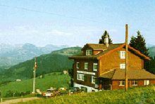 Ferienheim Säntisblick - Ebnat-Kappel - St.Gallen/SG www.gruppenhaus.ch