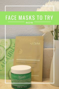 Three Fab Face Masks