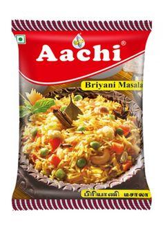 "Make Yummy Biriyani with Aachi home made Biriyani masala At RS.70 ""Indian Biryani Masala Powder Recipe"" | Hurry Up For today Offers Shop Now  Aachifoods at Rs.70"