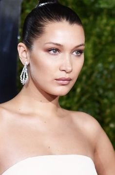 Bella Hadid is about to become a household name.  In love with her makeup