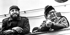 Com Salvador Allende, na breve aventura do Poder Popular chileno
