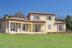 Plan maison - Bastide