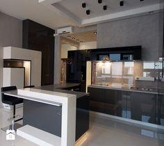 Kuchnia z wyspą - zdjęcie od Abc Design