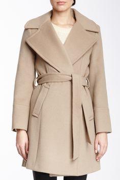 Chelsea Wool Blend Coat