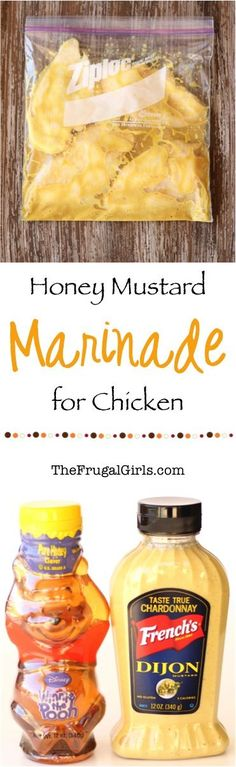 On the hunt for another quick & easy marinade that's totally yummy, and Totally Teriyaki? You'll love this Easy Grilled Teriyaki Chicken Marinade recipe! Honey Mustard Chicken Marinade, Chicken Marinade Recipes, Chicken Marinades, Lime Chicken, Healthy Chicken Recipes, Cooking Recipes, Bbq Chicken, Homemade Marinades For Chicken, Grilling Recipes