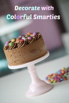 Chocolate Ice Cream Cake