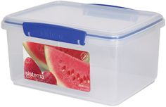 Sistema 1830 Rectangular Food Storage Container | www.houseables.com | #foodstoragecontainer #kitchen