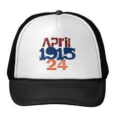 Armenian Genocide Hat Trucker Hat #ArmenianGenocide Visit www.zazzle.com/monstervox for more Armenian Genocide products