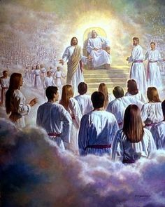 And they sung a new song, saying, Thou art worthy to take the book, and to open the seals thereof: for thou wast slain, and hast redeemed us to God by thy blood out of every kindred, and tongue, and people, and nation; And hast made us unto our God kings and priests: and we shall reign on the earth. Revelation 5:9-10