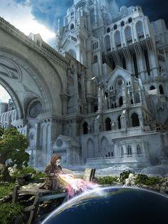 Fantasy+Architecture   Fantasy Architecture