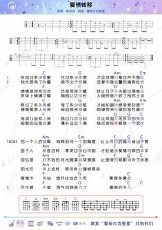 圍威喂 ukulele: Beyond 海闊天空 [ukulele譜]   Ukuleles in 2019   Ukulele, Ukulele Tabs, Music