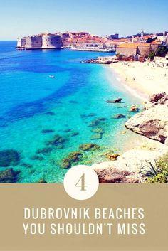 Dubrovnik Beaches