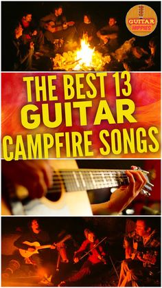 The Top 13, Best Guitar Campfire Songs on GuitarHippies