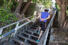 Santa Monica Stairs - Photo © 2015 Kayte Deioma, licensed to About.com