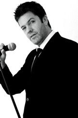 Brad Ward Buble Rat Pack Singer