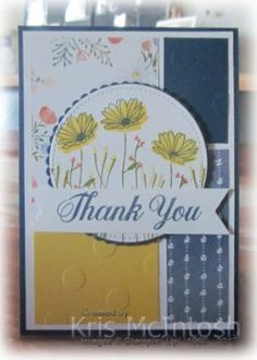 More Daisy Delight | Stamping with Kris